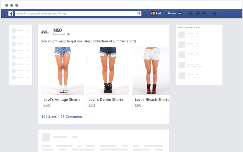 Facebook segmentation ads
